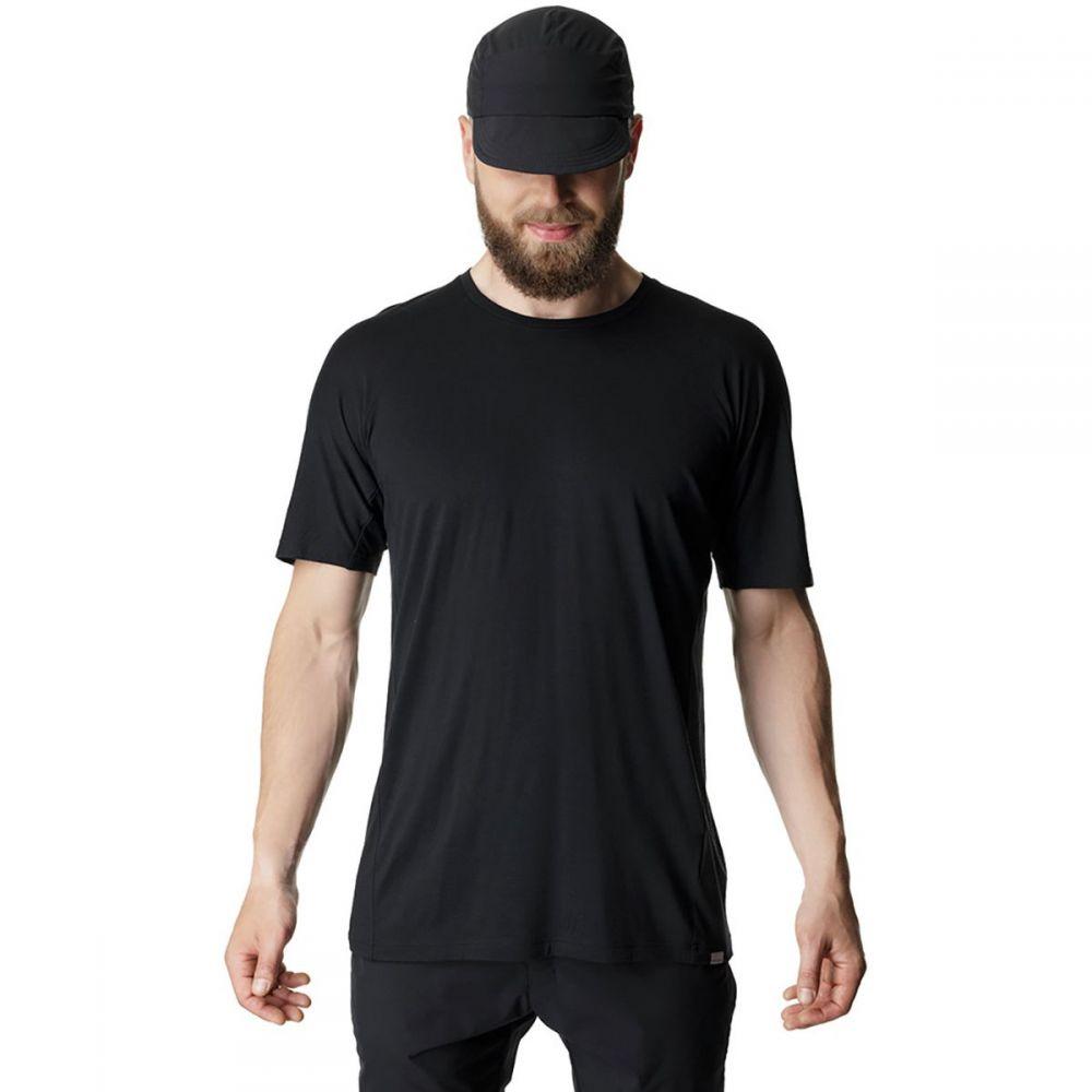 フーディニ Houdini Tシャツ【Free Houdini メンズ トップス Tシャツ【Free Black T - Shirts】True Black, インポートワンピース専門 Occhio:5015e2b2 --- officewill.xsrv.jp