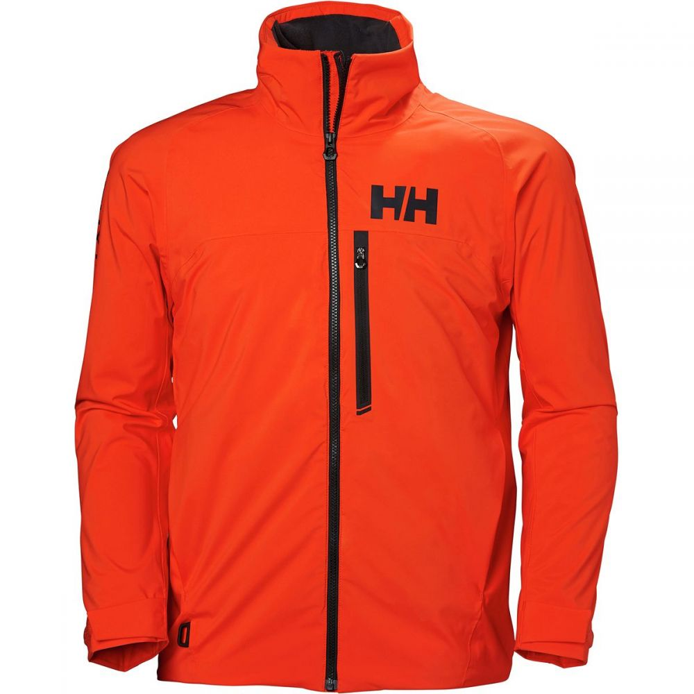 ヘリーハンセン Helly Hansen メンズ アウター ジャケット【HP Racing Midlayer Insulated Jackets】Cherry Tomato