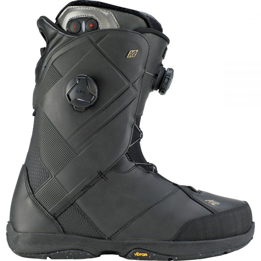 ケーツー K2 Snowboards メンズ スキー・スノーボード シューズ・靴【Maysis Heat Snowboard Boots】Black
