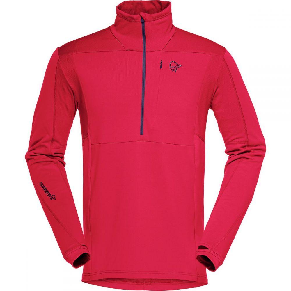 ノローナ Norrona メンズ トップス【Falketind Warm1 Stretch Sweaters】Jester Red