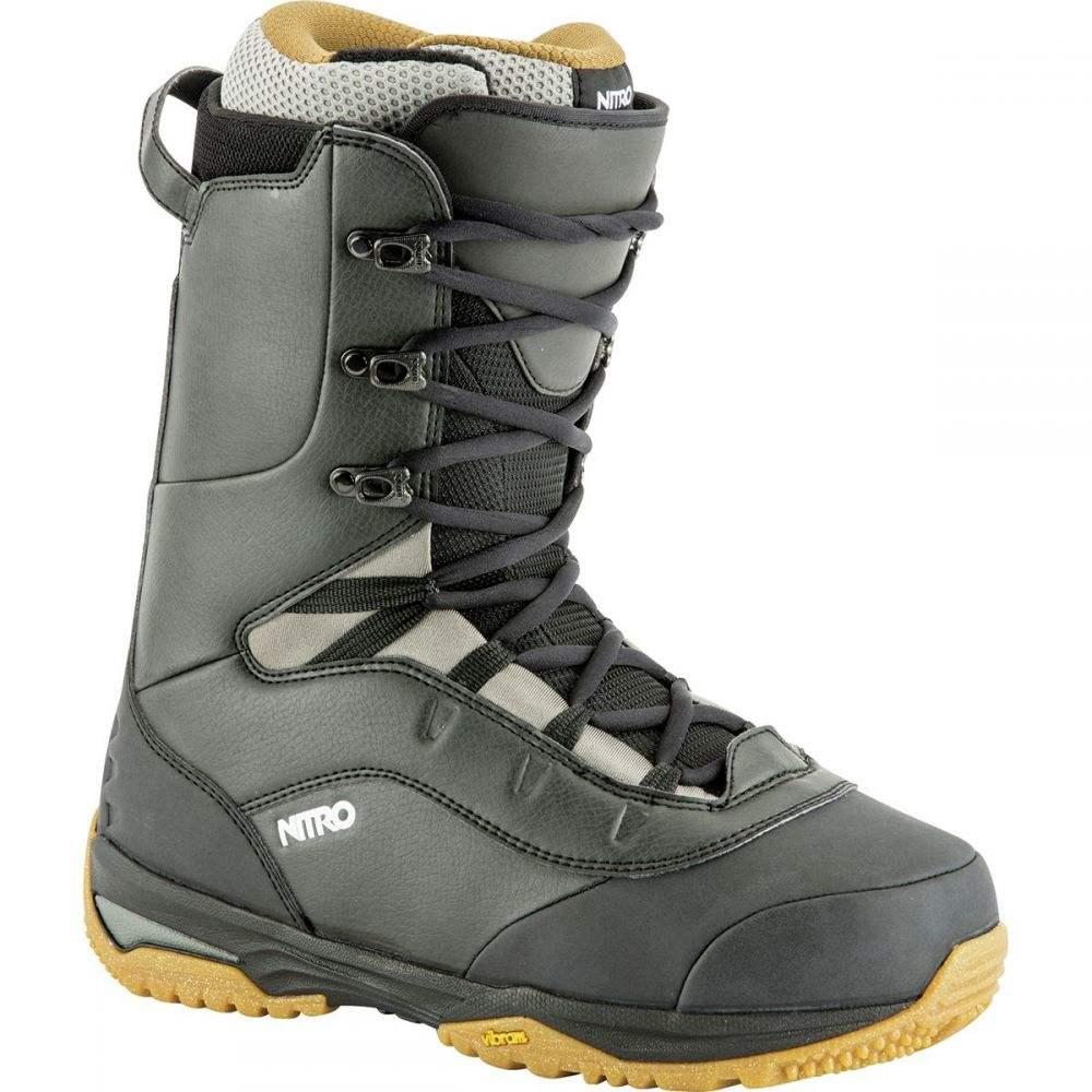 ニトロ Nitro メンズ スキー・スノーボード シューズ・靴【Venture TLS Pro Snowboard Boots】Black