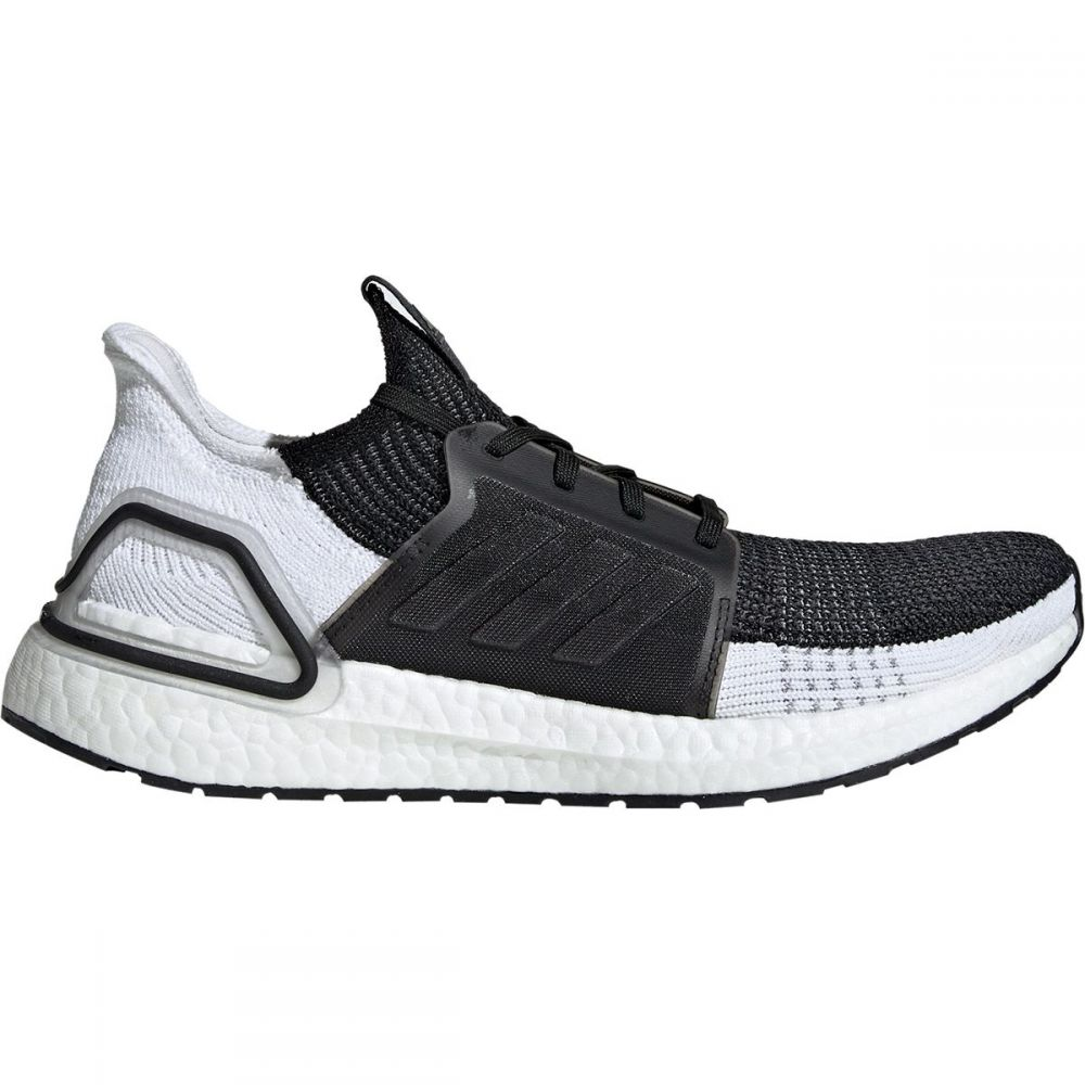 アディダス Adidas メンズ ランニング・ウォーキング シューズ・靴【UltraBOOST 19 Shoes】Black/White