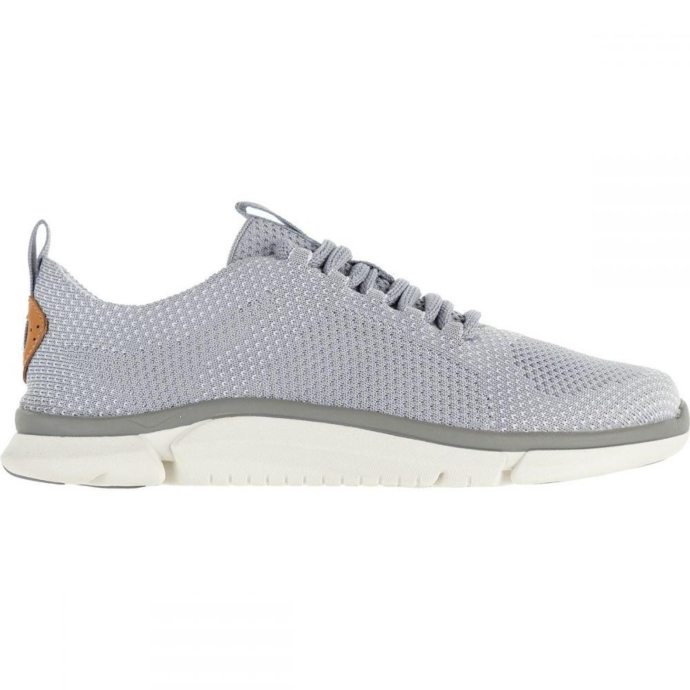クラークス Clarks メンズ ランニング・ウォーキング シューズ・靴【Triken Run Shoes】Grey