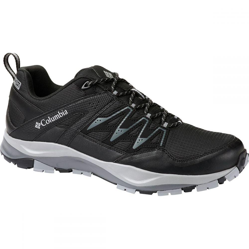 コロンビア Columbia メンズ ハイキング・登山 シューズ・靴【Wayfinder Outdry Hiking Shoes】Black/Lux