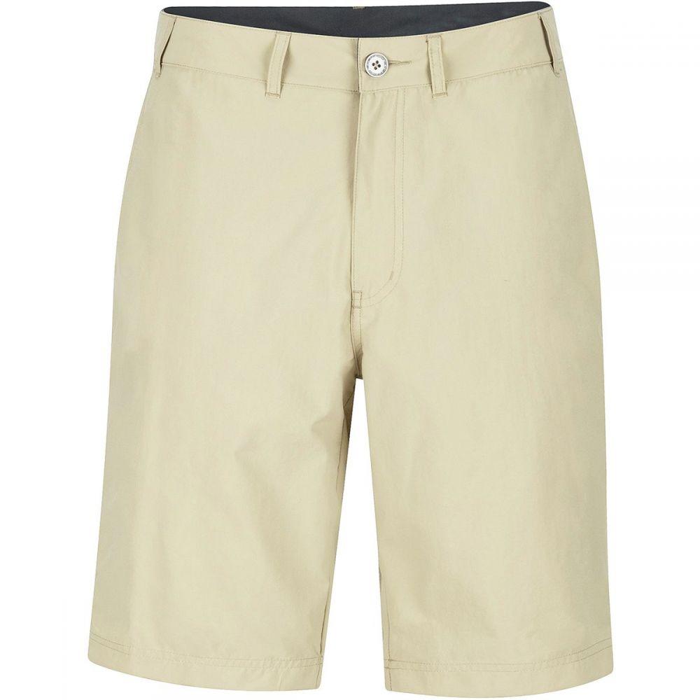 エクスオフィシオ ExOfficio メンズ ハイキング・登山 ボトムス・パンツ【Sol Cool Nomad 10in Shorts】Light Khaki