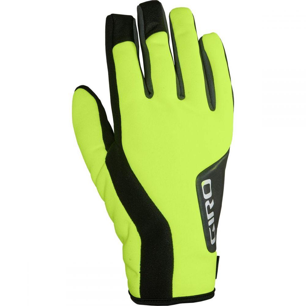 ジロ Giro メンズ 自転車 グローブ【Ambient II Gloves】Highlight Yellow/Black