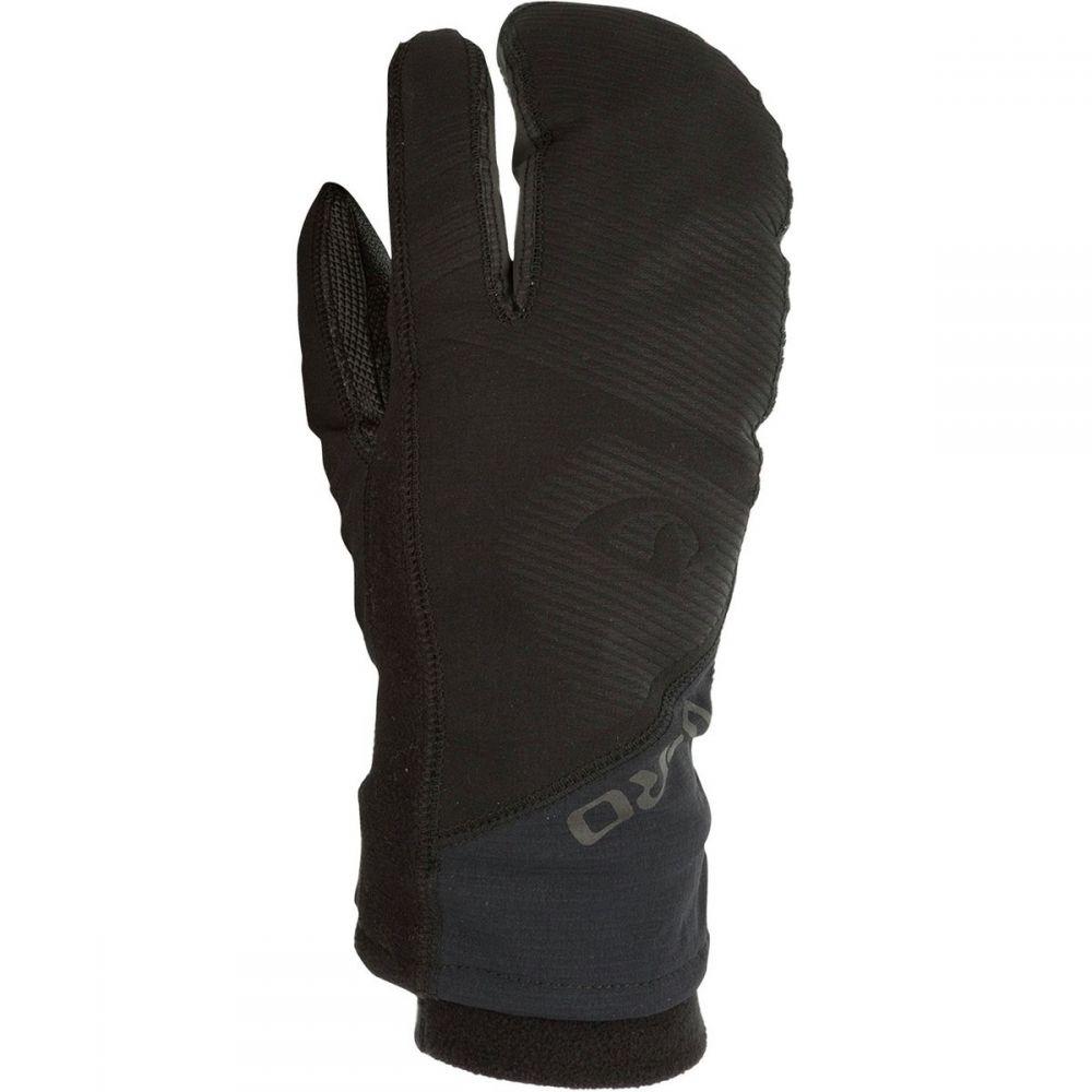 ジロ Giro メンズ 自転車 グローブ【100 Proof 2.0 Gloves】Black/Reflective