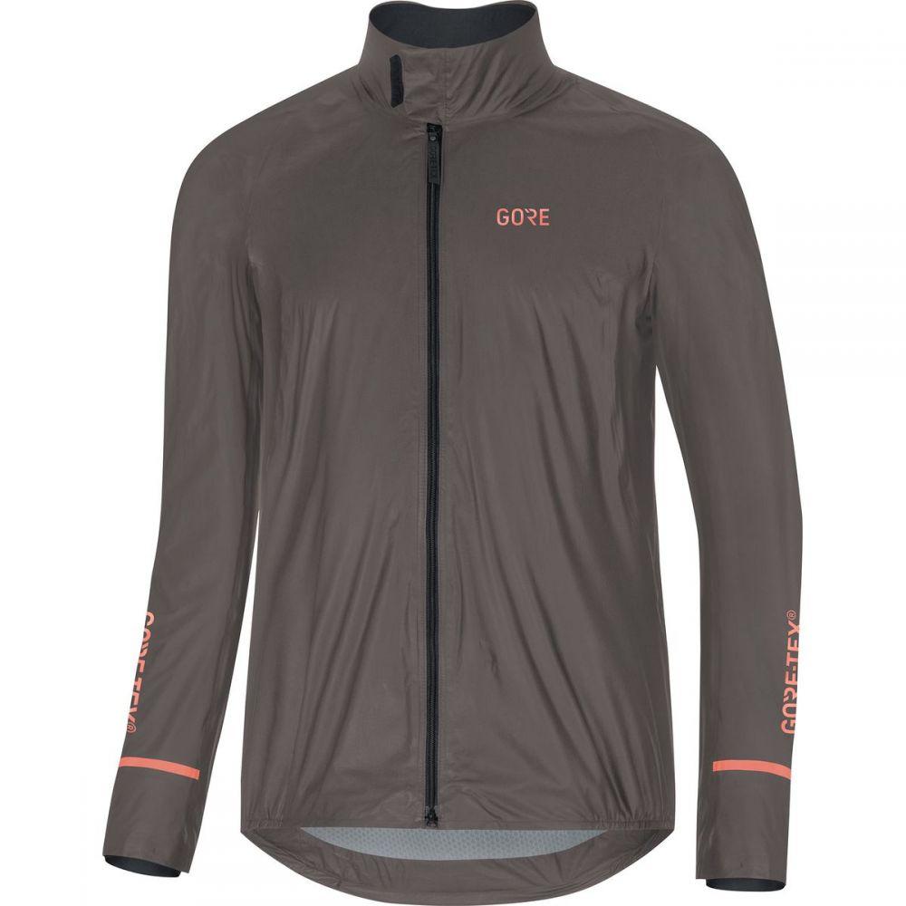 ゴアウェア Gore Wear メンズ 自転車 アウター【C5 Gore - Tex Shakedry 1985 Insulated Jackets】Lava Grey
