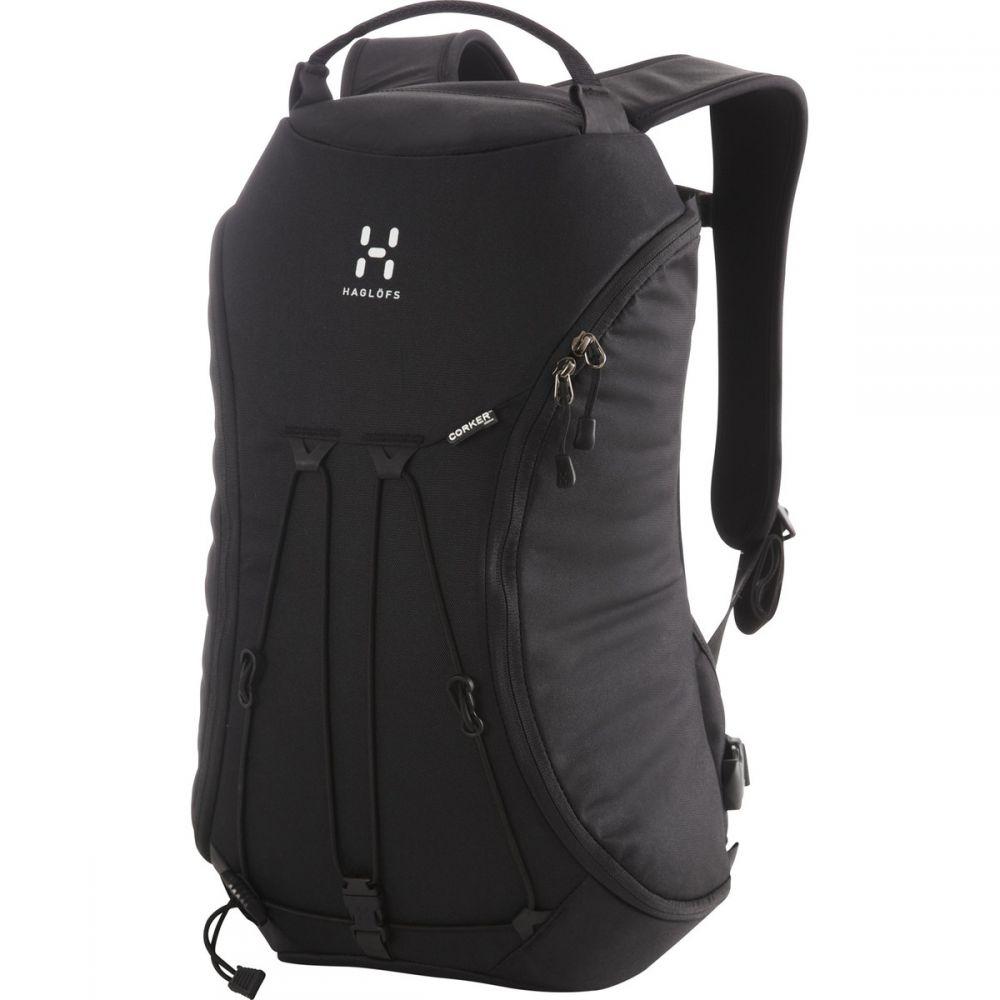 ホグロフス Haglofs メンズ バッグ バックパック・リュック【Corker Medium 18L Backpack】True Black/True Black