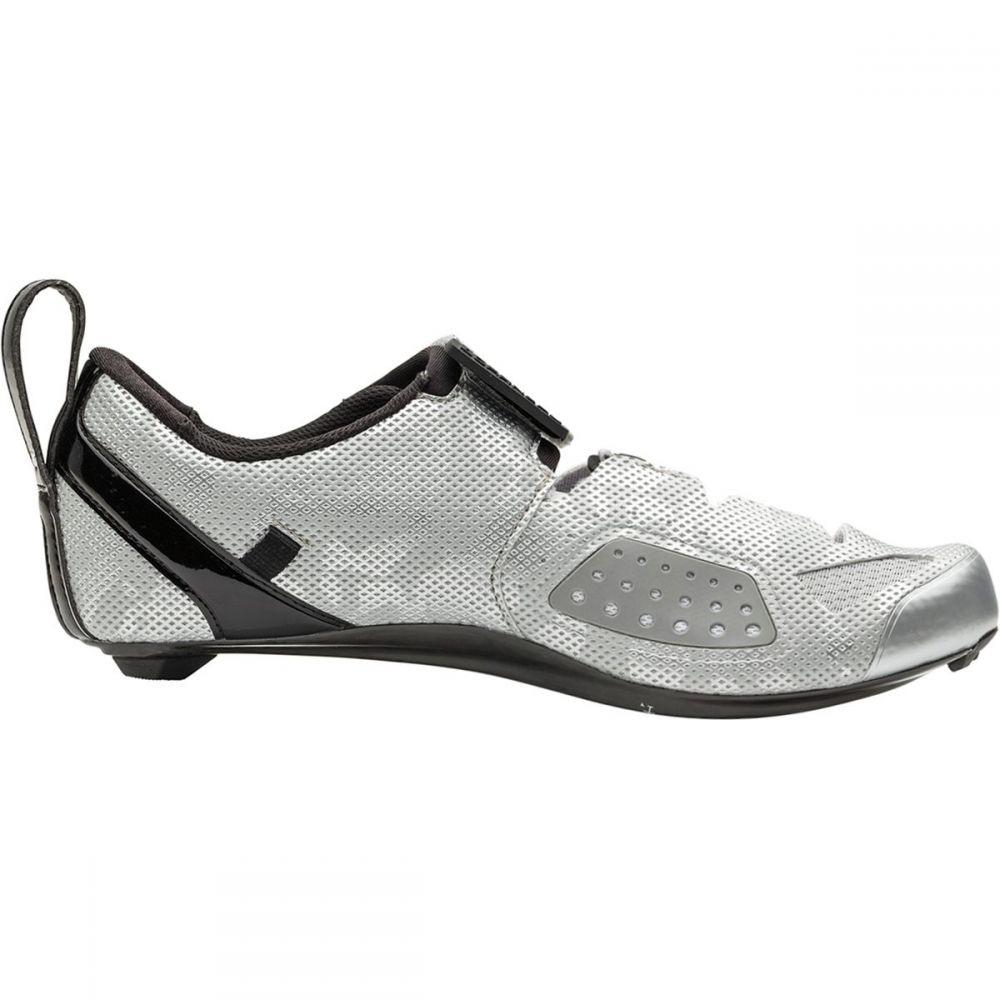ルイガノ Louis Garneau メンズ トライアスロン シューズ・靴【Tri Air Shoes】Camo Silver