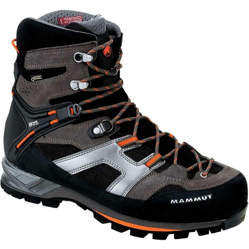 マムート Mammut メンズ ハイキング・登山 シューズ・靴【Magic High GTX Boots】Titanium/Black