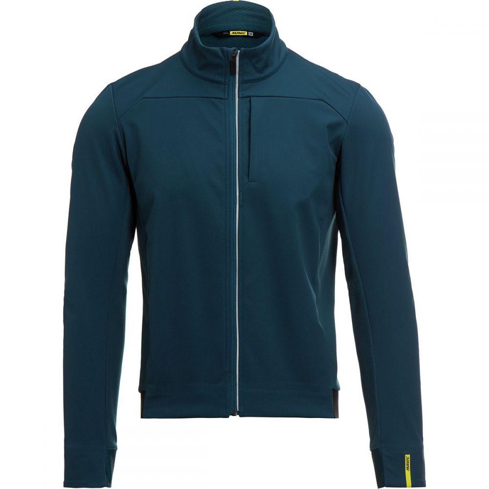 マヴィック Mavic メンズ 自転車 アウター【Essential Softshell Jackets】Majolica Blue