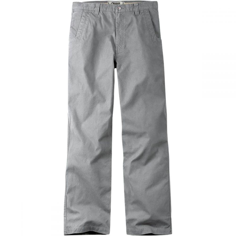 マウンテンカーキス Mountain Khakis メンズ ボトムス・パンツ【Original Mountain Relaxed Fit Pants】Gunmetal