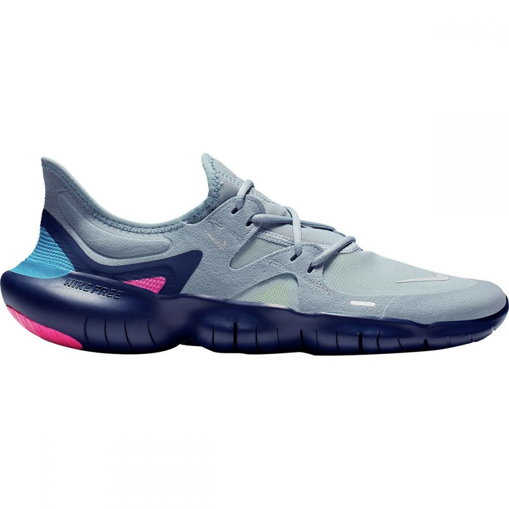 ナイキ Nike メンズ ランニング・ウォーキング シューズ・靴【Free RN 5.0 Running Shoes】Obsidian Mist/Metallic Silver
