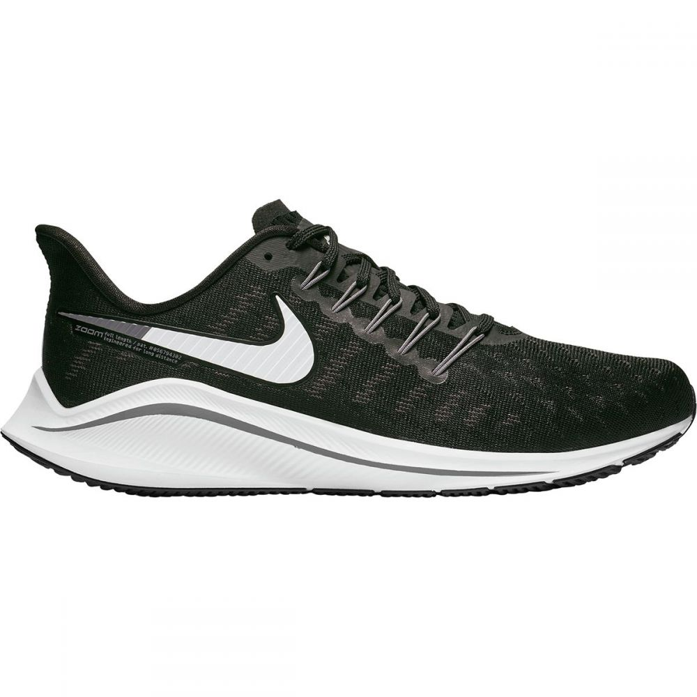 ナイキ Nike メンズ ランニング・ウォーキング シューズ・靴【Air Zoom Vomero 14 Running Shoe - Wides】Black/White-thunder Grey