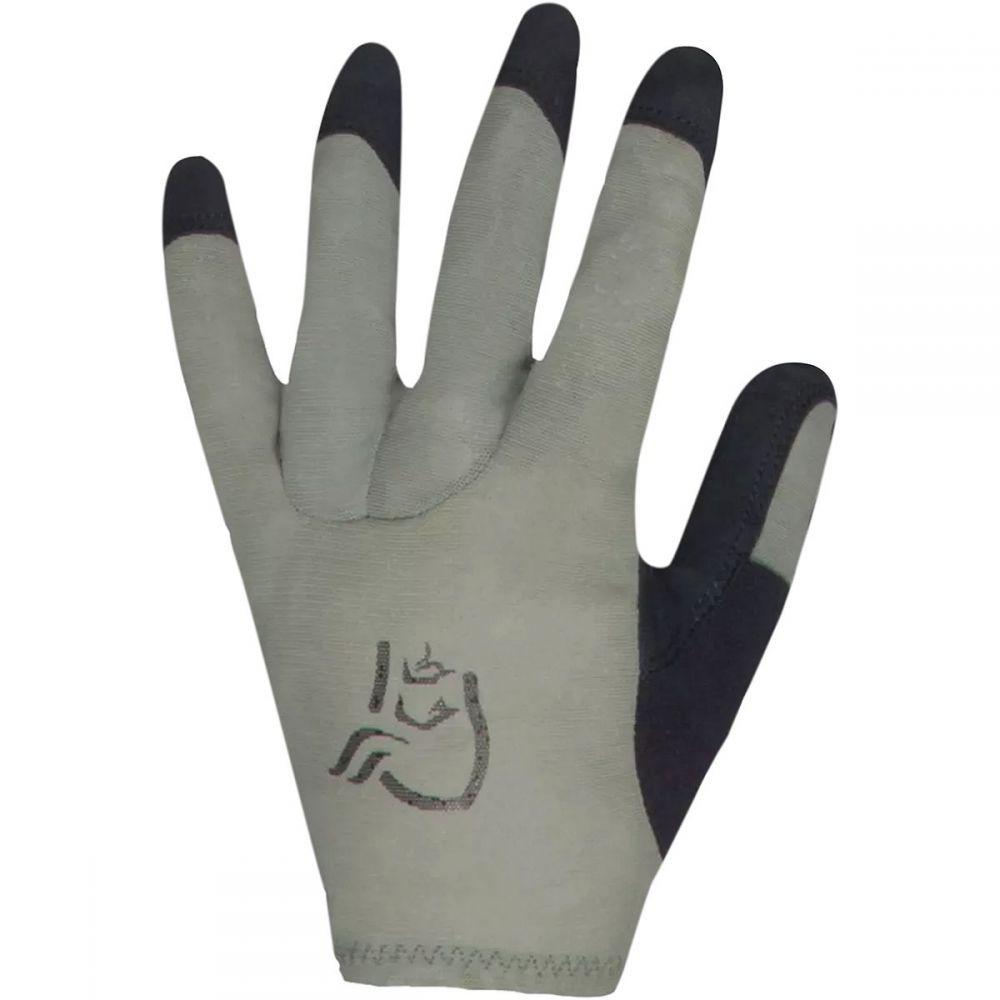 ノローナ Norrona メンズ 自転車 グローブ【Fjora Mesh Gloves】Castor Grey