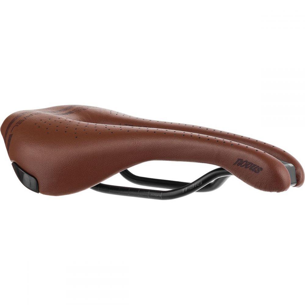 セリー イタリア Selle Italia メンズ 自転車 サドル【Novus Boost Gravel Heritage Superflow L Saddles】Brown