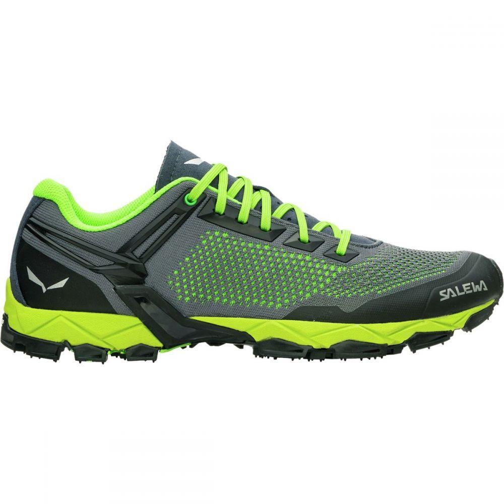 サレワ Salewa メンズ ランニング・ウォーキング シューズ・靴【Lite Train Knit Trail Running Shoes】Ombre Blue/Tender Shot