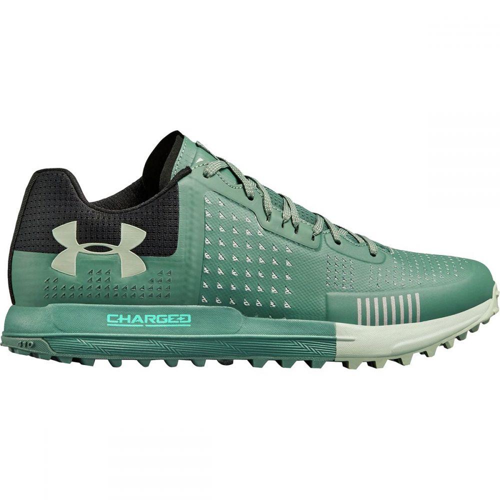 アンダーアーマー Under Armour メンズ ランニング・ウォーキング シューズ・靴【Horizon RTT Trail Running Shoes】Toddy Green/Fisher Green/Fisher Green