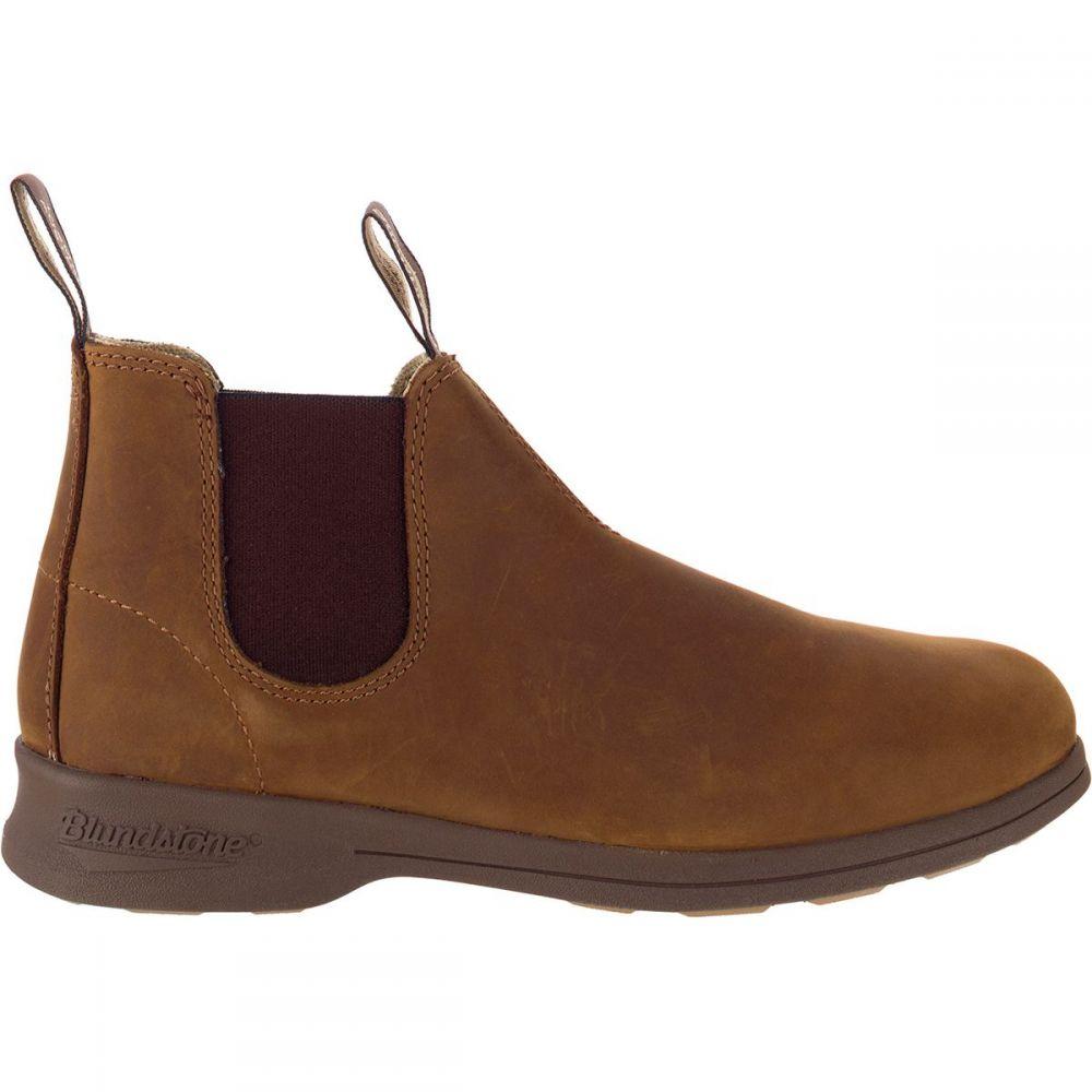 ブランドストーン Blundstone レディース シューズ・靴 ブーツ【Leather Series Boot】Crazy Horse Brown