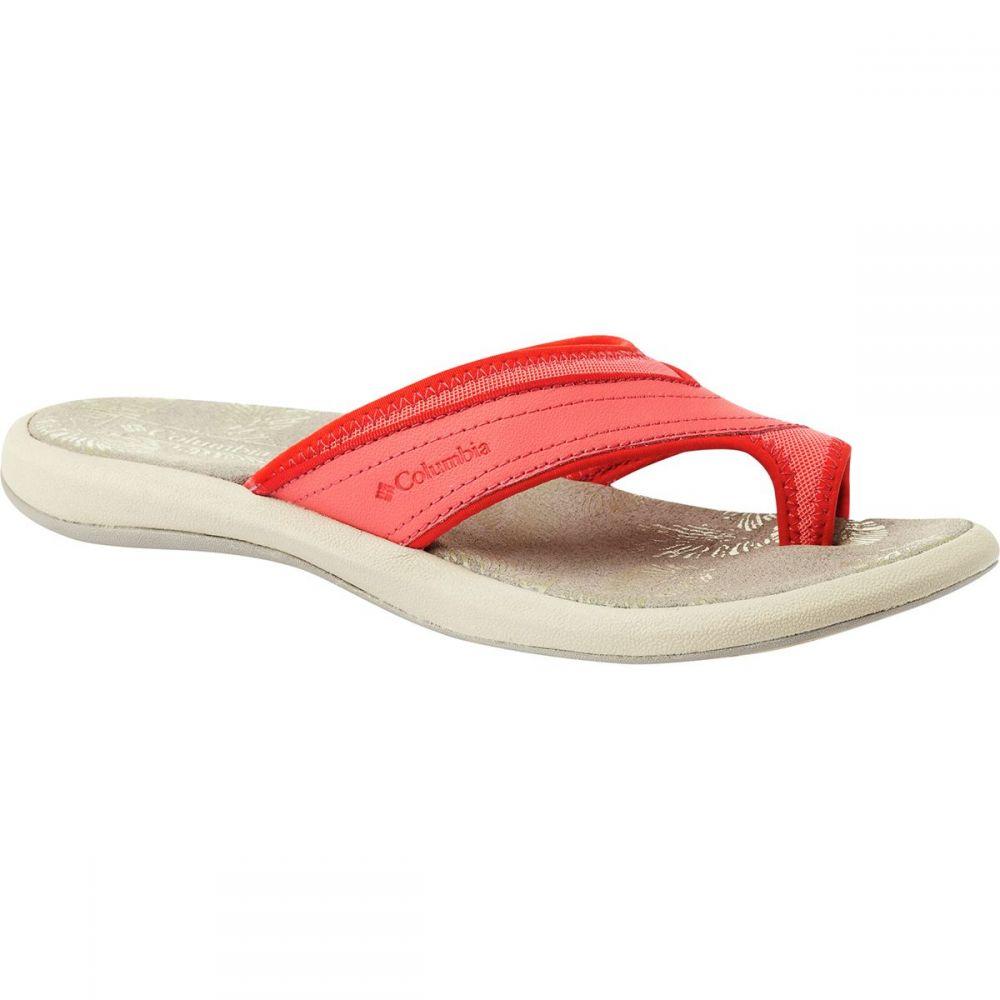 コロンビア Columbia レディース シューズ・靴 サンダル・ミュール【Kea II Sandal】Red Coral/Cherrybomb