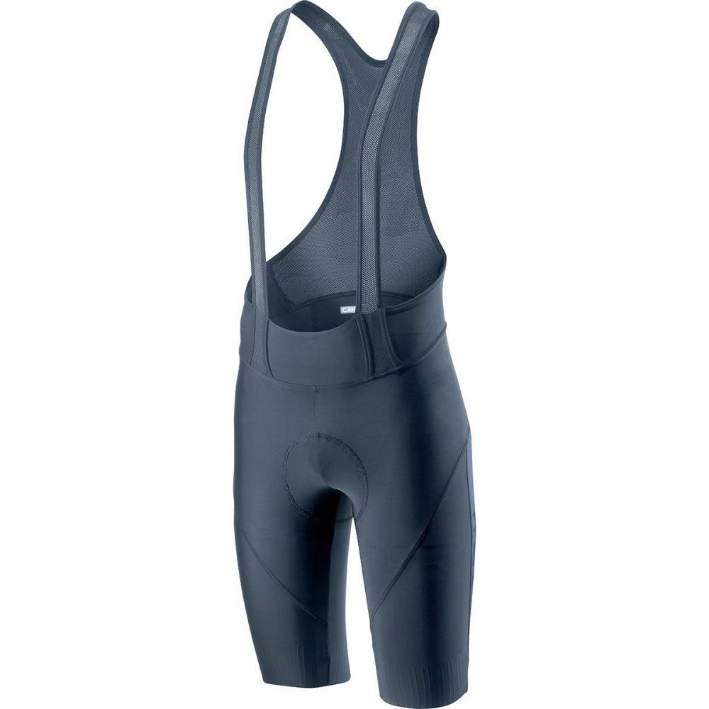 カステリ Castelli メンズ 自転車 ボトムス・パンツ【Velocissimo IV Bib Shorts】Dark Steel Blue