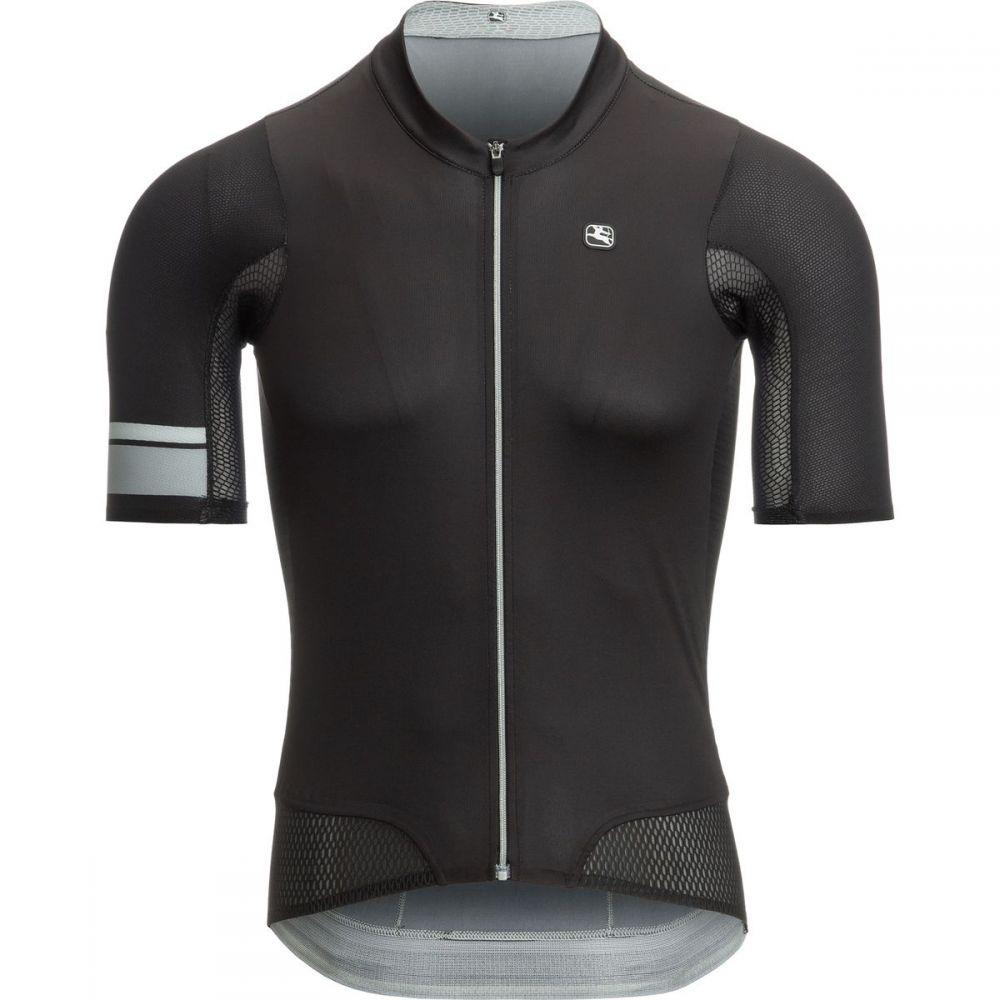 ジョルダーノ Giordana メンズ 自転車 トップス【NX - G Air Road Bike Jerseys】Black/Grey