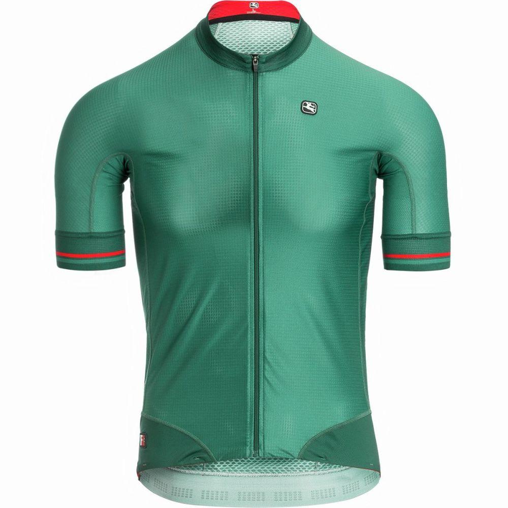 ジョルダーノ Giordana メンズ 自転車 トップス【FR - C Pro Short - Sleeve Jerseys】Jade