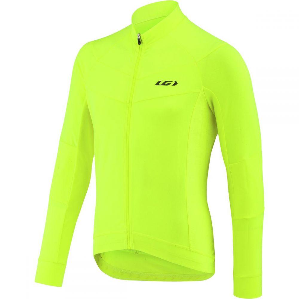 ルイガノ Louis Garneau メンズ 自転車 トップス【Lemmon Long - Sleeve Jerseys】Bright Yellow