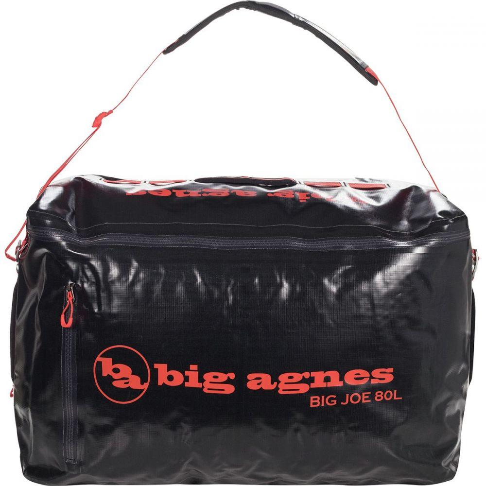 ビッグアグネス Big Agnes レディース バッグ ボストンバッグ・ダッフルバッグ【Big Joe 80L Duffel Bag】Gray