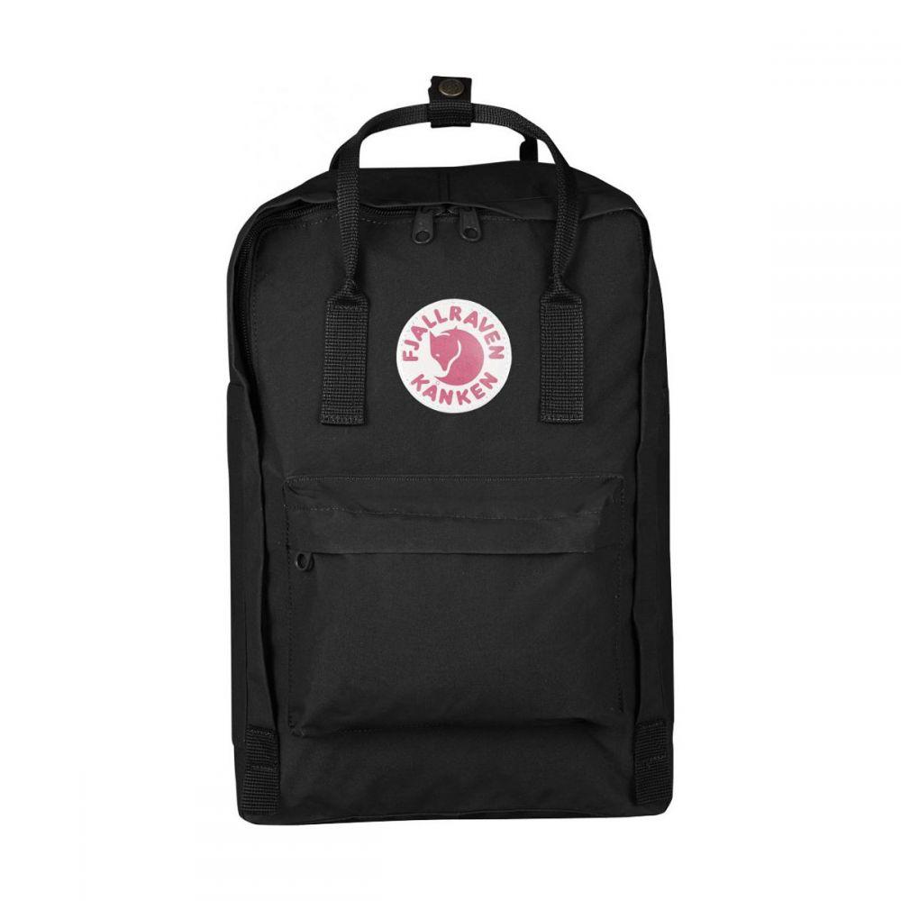 フェールラーベン Fjallraven レディース バッグ パソコンバッグ【Kanken 15in Laptop Backpack】Black
