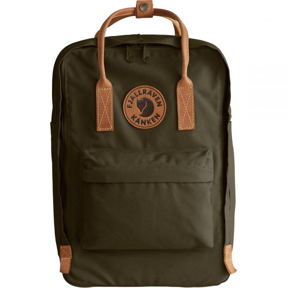 フェールラーベン Fjallraven レディース バッグ パソコンバッグ【Kanken No.2 15in Laptop Backpack】Dark Olive