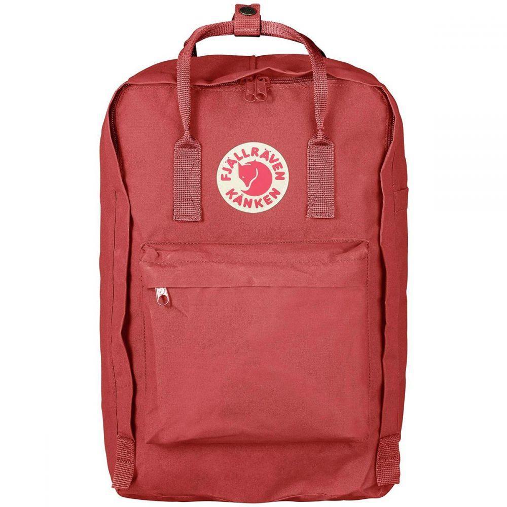 フェールラーベン Fjallraven レディース バッグ パソコンバッグ【Kanken Laptop 17in Backpack】Dahlia