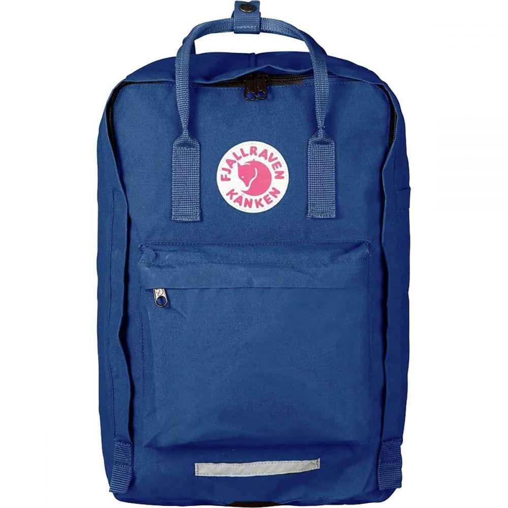 フェールラーベン Fjallraven レディース バッグ パソコンバッグ【Kanken Laptop 17in Backpack】Deep Blue