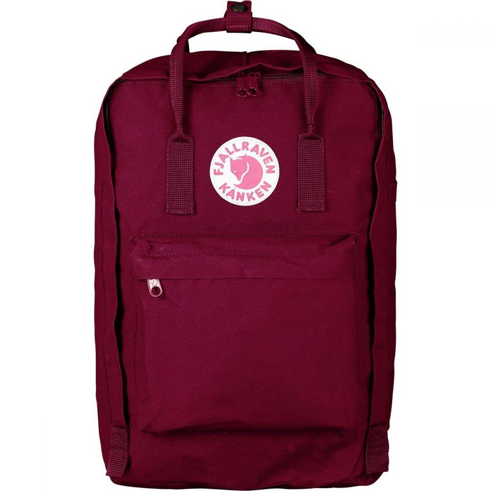 フェールラーベン Fjallraven レディース バッグ パソコンバッグ【Kanken Laptop 17in Backpack】Plum