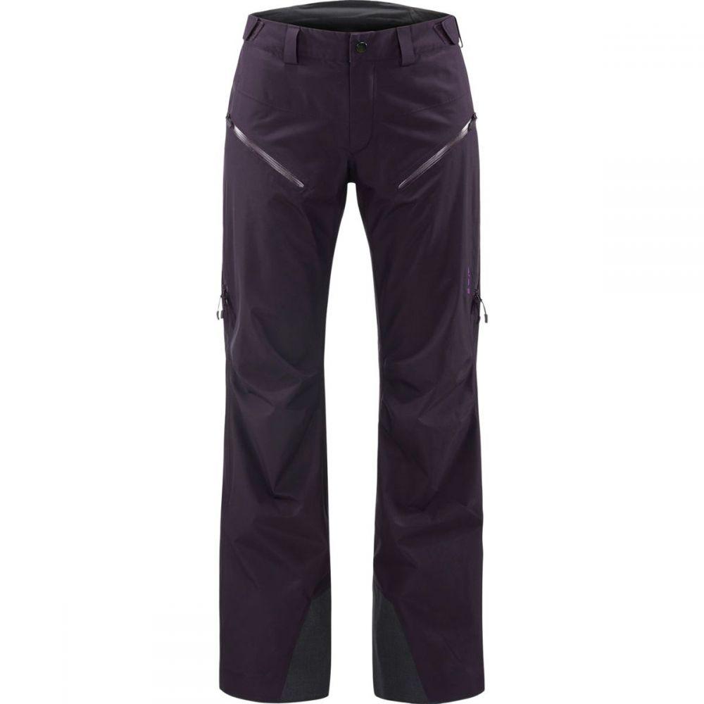 ホグロフス Haglofs レディース スキー・スノーボード ボトムス・パンツ【Khione Pant】Slate