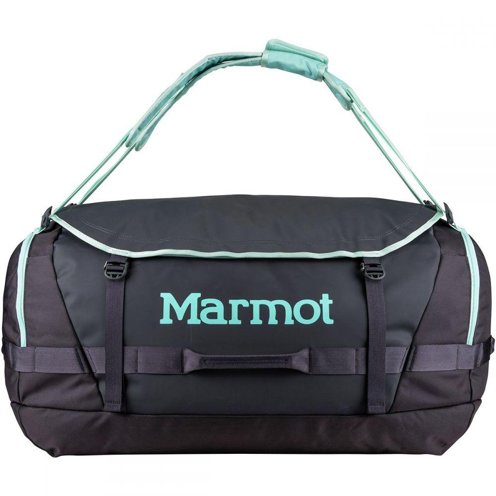 マーモット Marmot レディース バッグ ボストンバッグ・ダッフルバッグ【Long Hauler Large 75L Duffel Bag】Dark Charcoal/Blue Tint