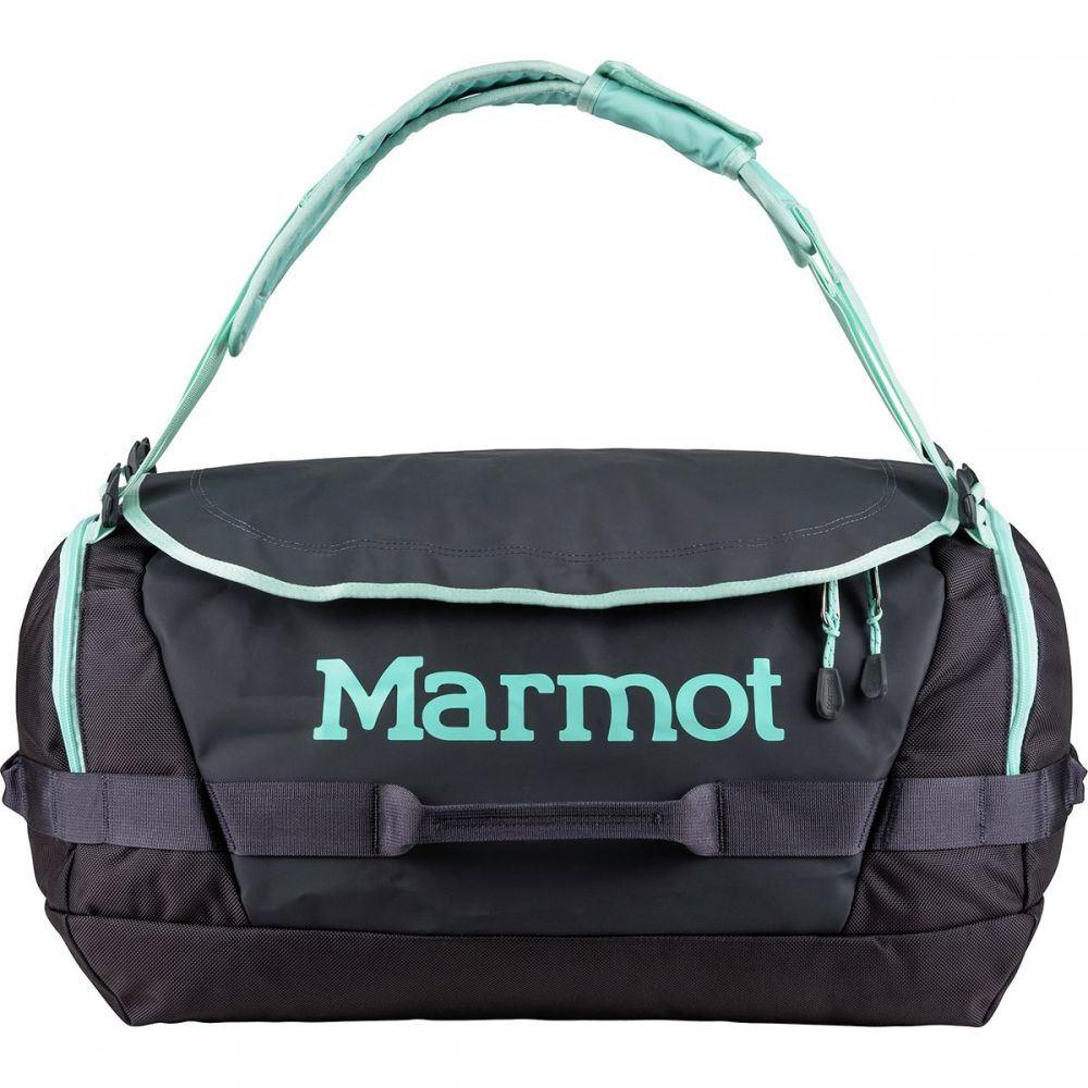 マーモット Marmot レディース バッグ ボストンバッグ・ダッフルバッグ【Long Hauler Medium 50L Duffel Bag】Dark Charcoal/Blue Tint