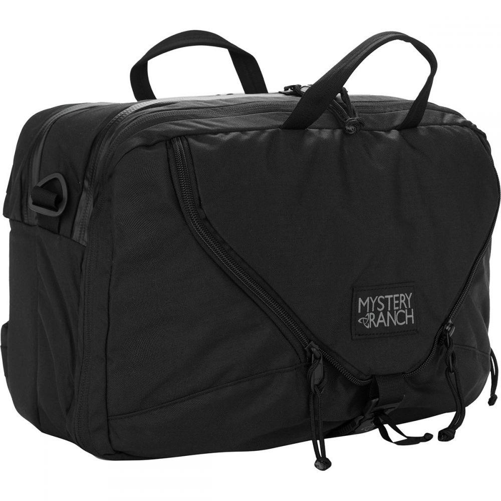 ミステリーランチ Mystery Ranch レディース バッグ【3 - Way 22L Expandable Briefcase】Black