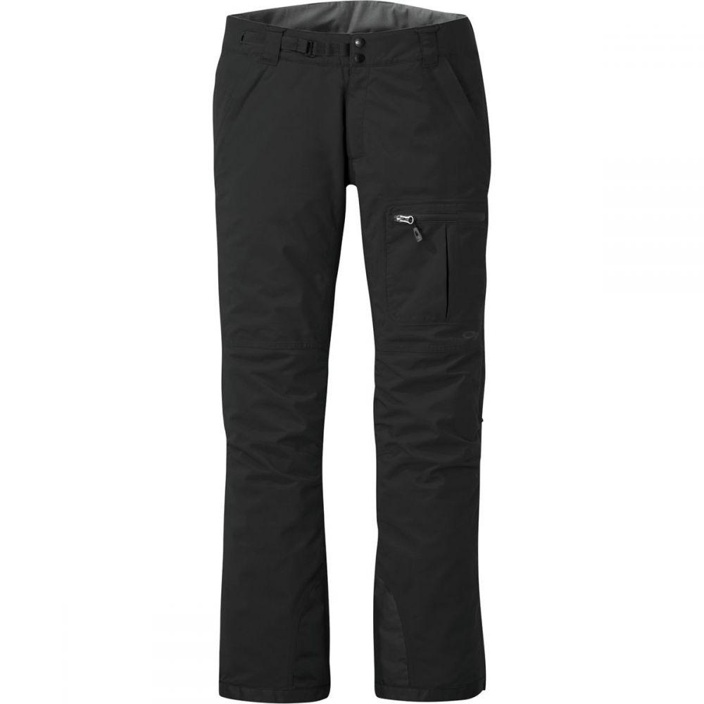 アウトドアリサーチ Outdoor Research レディース スキー・スノーボード ボトムス・パンツ【Blackpowder II Pant】Black