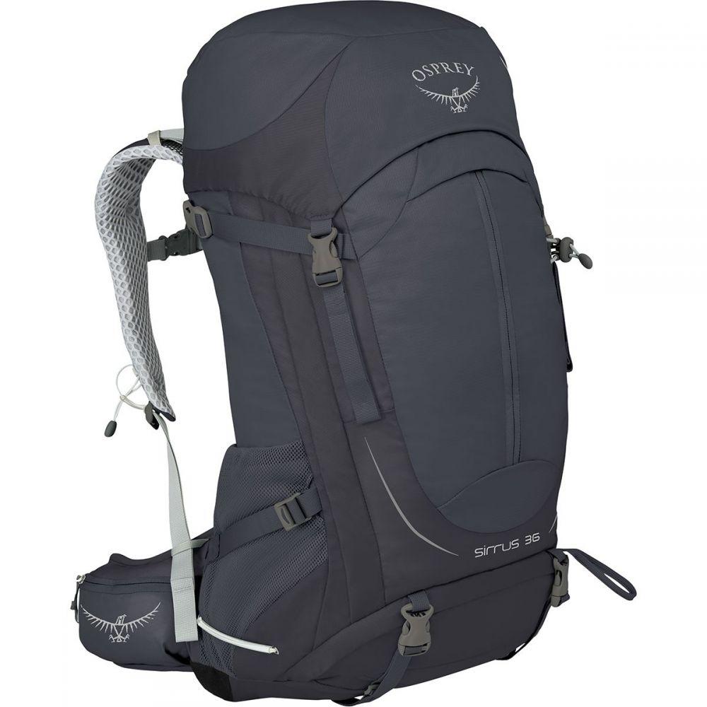 オスプレー Osprey Packs レディース ハイキング・登山 バックパック・リュック【Sirrus 36L Backpack】Oracle Grey