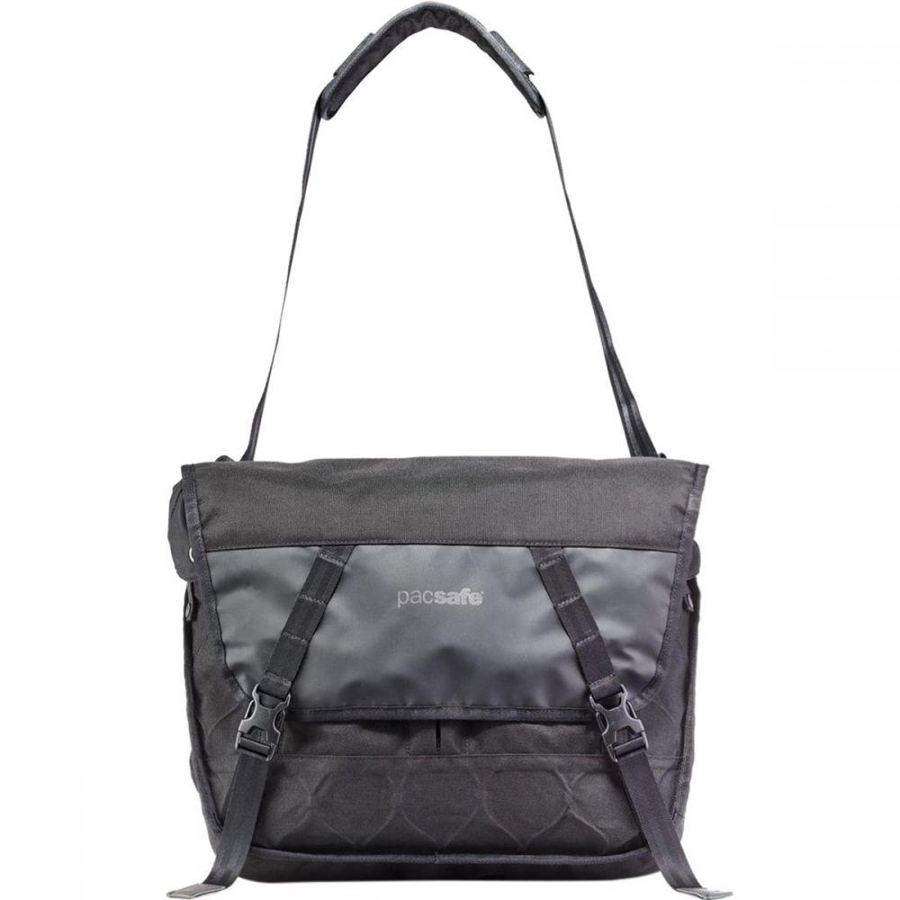 パックセイフ Pacsafe レディース バッグ パソコンバッグ【Ultimatesafe 15in Laptop Messenger Bag】Black