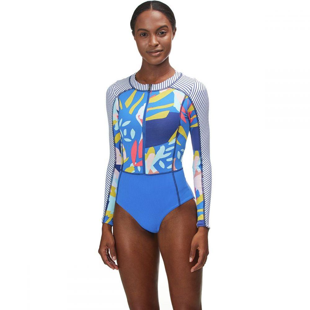 マージ Maaji レディース 水着・ビーチウェア ラッシュガード【Underwater Surfer Signature Cut One - Piece Swimsuit】Multicolor
