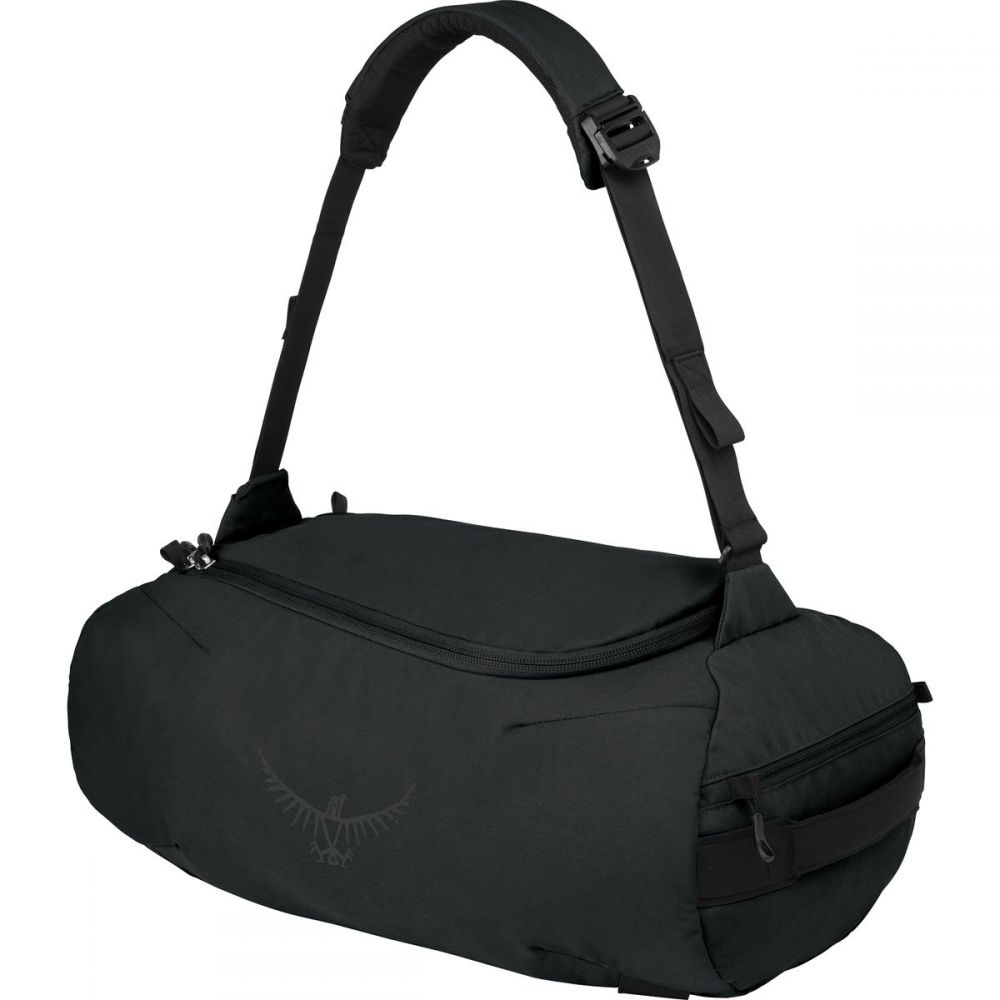 オスプレー Osprey Packs レディース バッグ ボストンバッグ・ダッフルバッグ【Trillium 65L Duffel】Black