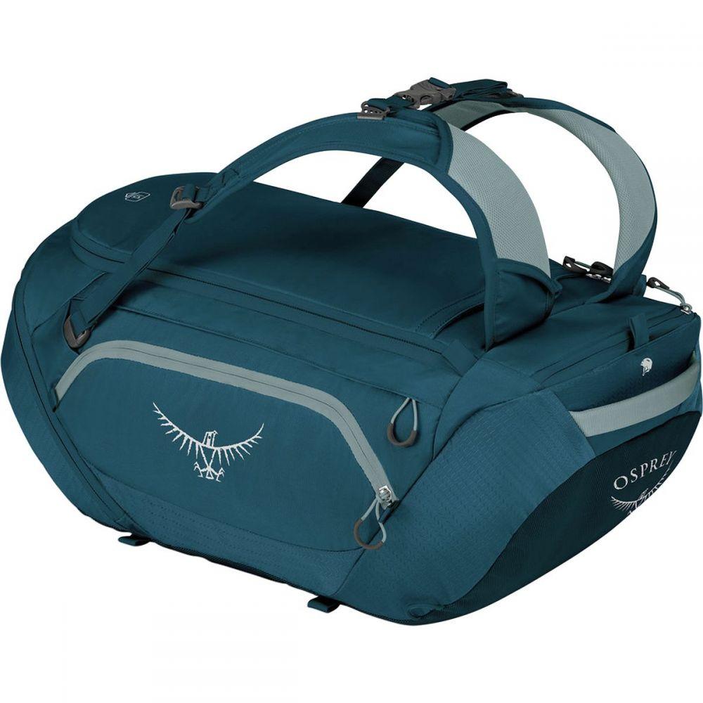 オスプレー Osprey Packs レディース バッグ ボストンバッグ・ダッフルバッグ【SnowKit 45L Duffel】Ice Blue
