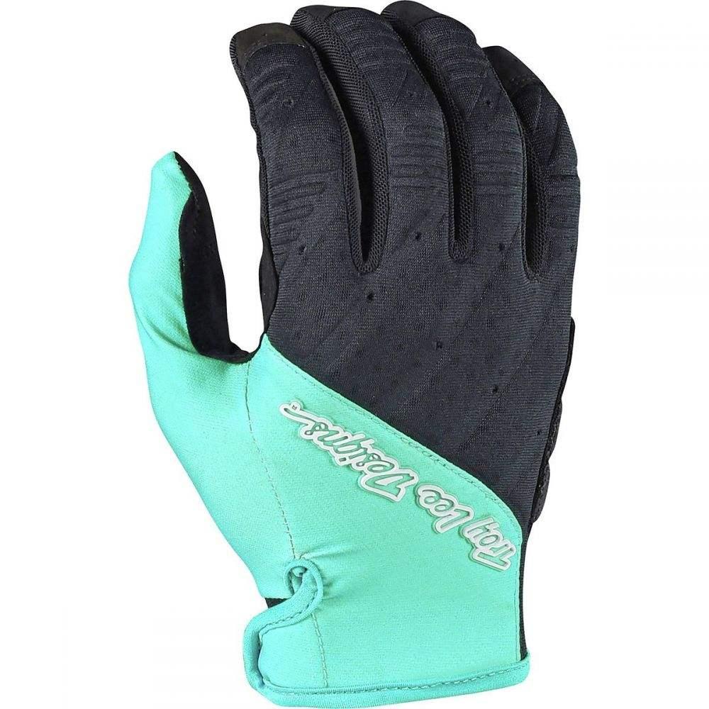 トロイリーデザイン Troy Lee Designs レディース 自転車 グローブ【Ruckus Glove】Solid Aqua