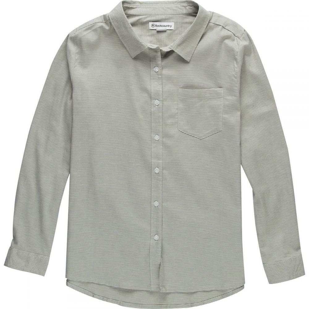 バックカントリー Backcountry Long レディース - トップス ブラウス・シャツ【Stripe Shirt】Limestone Woven Long - Sleeve Shirt】Limestone Stripe, スキソン:7cb8408a --- sunward.msk.ru