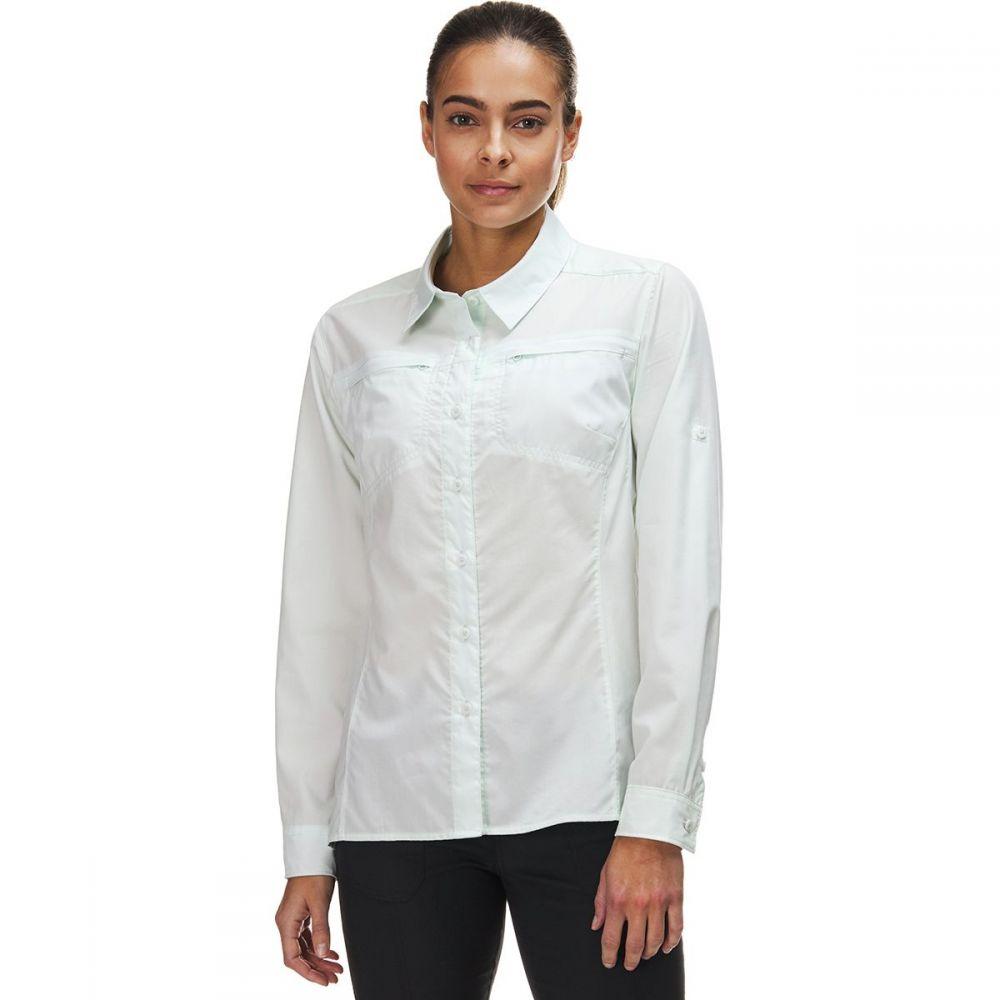 バックカントリー Backcountry レディース トップス【Flaming Gorge Lightweight Shirt】Mint Ice