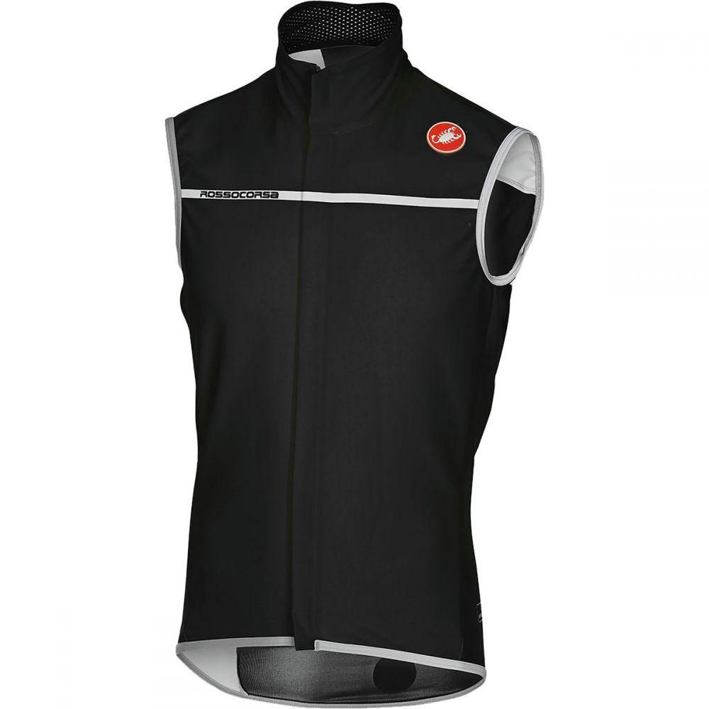 カステリ Castelli メンズ 自転車 トップス【Perfetto Vests】Light Black