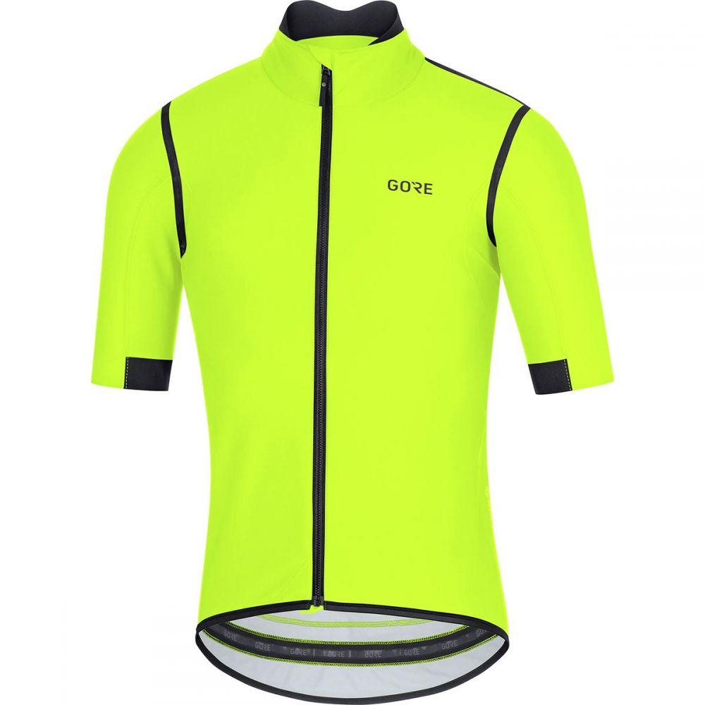 ゴアウェア Gore Wear メンズ 自転車 トップス【C5 Gore - Tex Infinium Jerseys】Neon Yellow